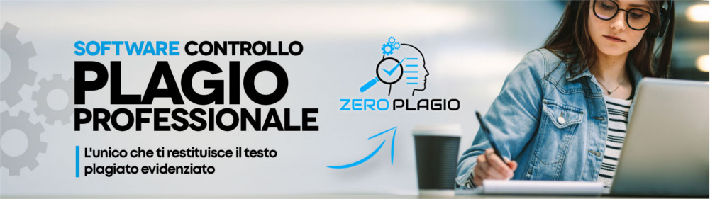 Zero Plagio - Software Antiplagio
